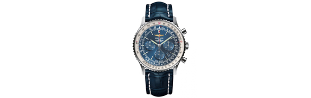 Swiss Best Breitling Navitimer Mne's Blue Replica Watches