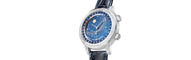 Swiss Luxury Philippe Celestial Grand Complication Replica Watches