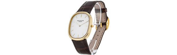 High Quality Patek Philippe Golden Ellipse Replica Watch Cheap Price Sale
